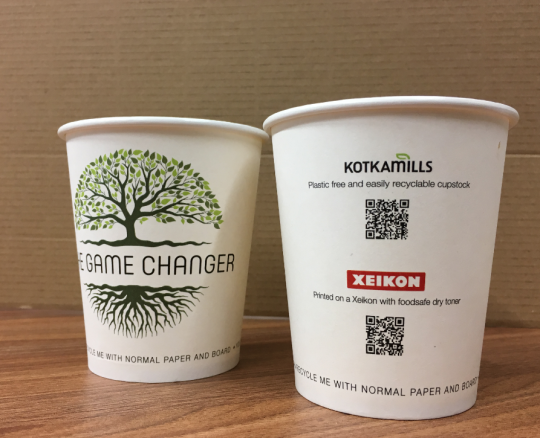 China Custom Printed Disposable Paper Coffee Cups Suppliers